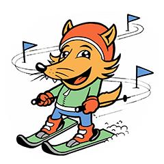 Foxes<br><small>snowplough</small><br>(2B)