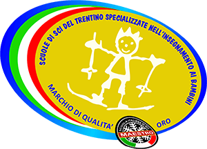 Ski School with gold brand quality for teaching children