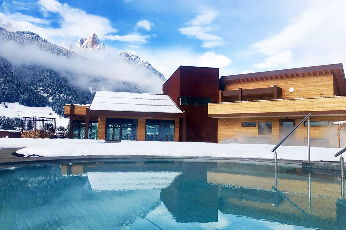 Thermae Pozza di Fassa